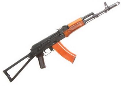 D-Boys/Kalash AKС-74, (RK03B дерево-сталь)