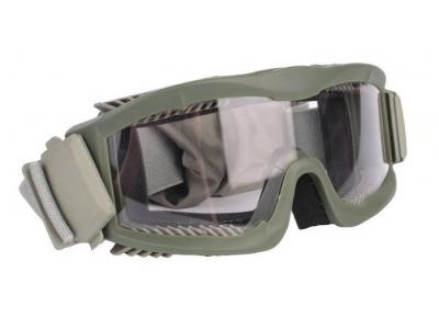 Очки Daisy Tactical Green (3 сменные линзы)