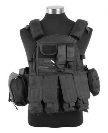 Разгрузка Versatile Assault Black