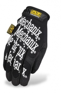 Перчатки Mechanix Original Black/White (реплика)