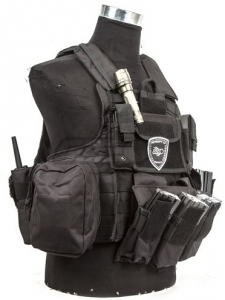 Разгрузка Carrier Vest Black