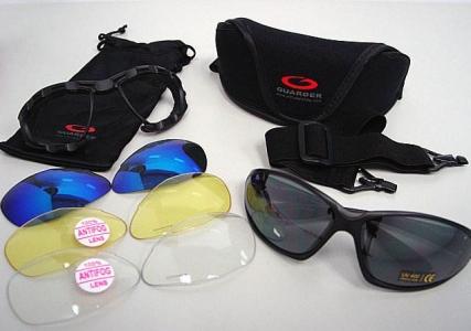 Очки G4 Tactical (4 сменные линзы)