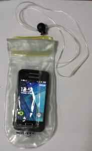 Сумка для телефона прозрачная водонепроницаемая