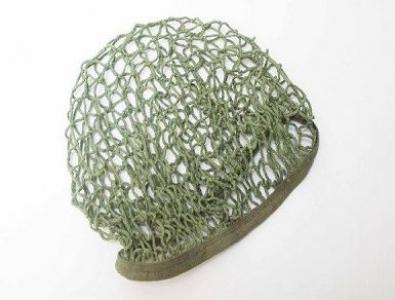 Сетка на каску Green
