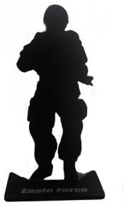 Набор солдатиков (для пристрелки)