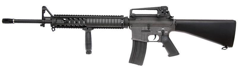 D-Boys/Kalash M16А4 R.I.S. (5581)