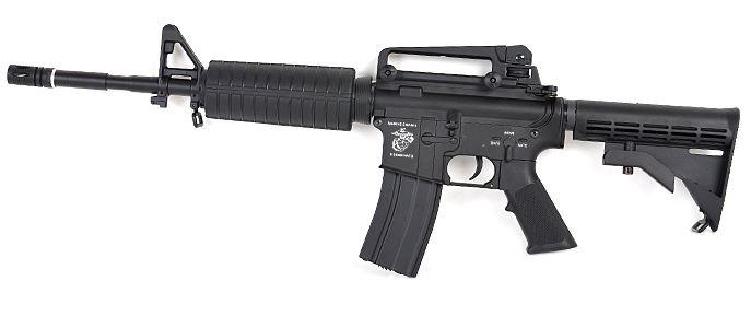 E&C M4A1, Black