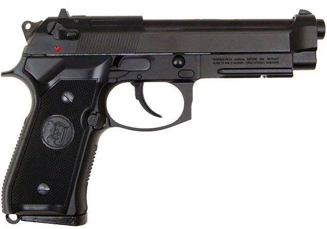 KJWorks M9 A1 GBB