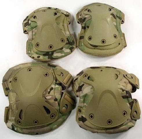 Наколенники+налокотники X-SWAT CP