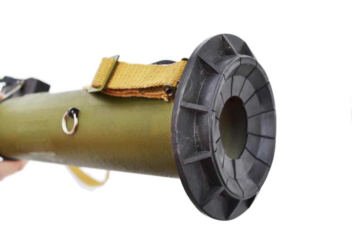 Ручной противотанковый гранатомет РПГ-22 «Нетто»