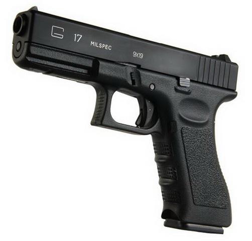 Страйкбольный  пистолет KSC, G17 GBB