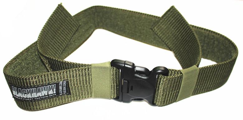 Ремень Blackhawk реплика жесткий с застежкой фастекс Green