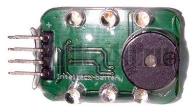 Датчик заряда аккумулятора Voltage Alarm