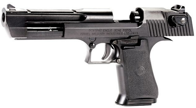 KWC Desert Eagle DE50 CO2