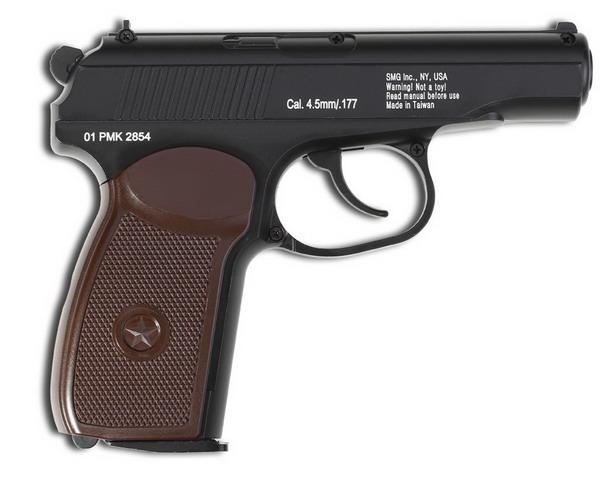 Пистолет пневматический Gletcher PM