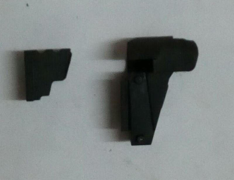KJW Colt 1911 GBB  губки магазина с прокладкой