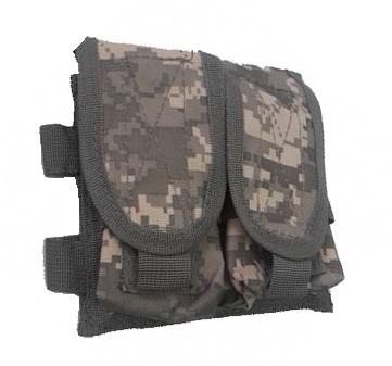 Подсумок для гранат Double Grenade Pouch ACU