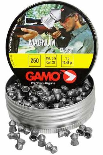 Пули Gamo Magnum, 250 шт.