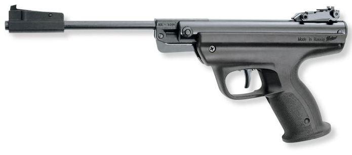 Пневматический пистолет ИЖ (Байкал) МР-53