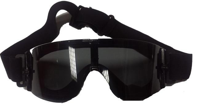 Очки-маска, Black (затемненные)