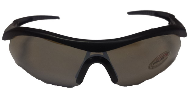 Очки UV Protect Police коричневые