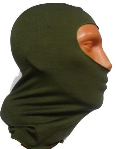 Балаклава с широким вырезом Green