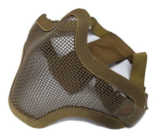 Защита нижней части Tan (2 ремешка)