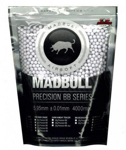 Шары Mad Bull 0,23 (4000 шт)