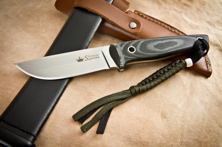 Нож Kizlyar Supreme Nikki AUS-8 SW