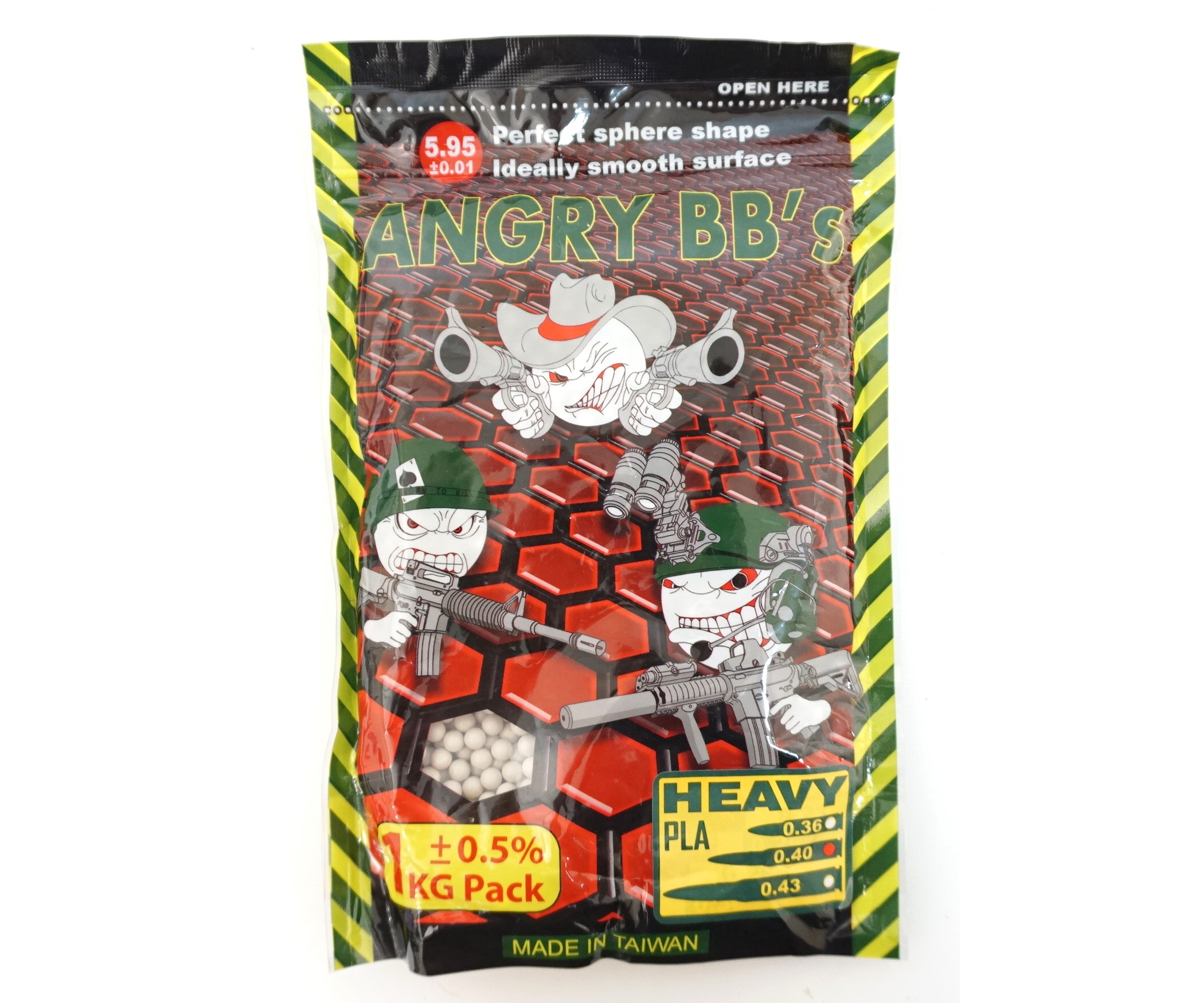 Angry 0,40 (1kg)