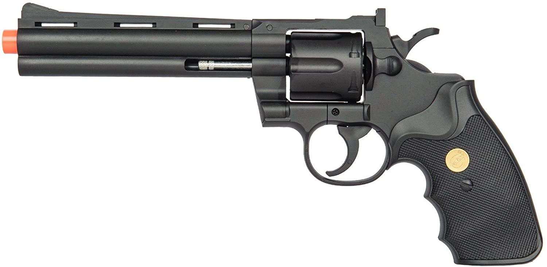 """King Arms 6"""" python 357 custom"""