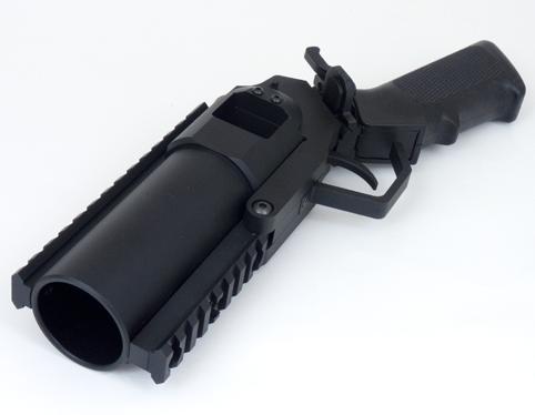Гранатомет ручной пистолетного типа 40 мм
