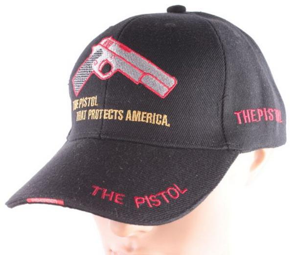 Кепка бейсболка Beretta Gun Black