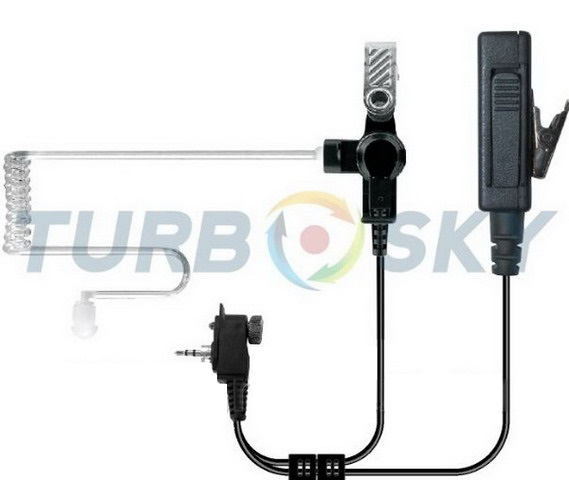 Гарнитура Turbosky TV-3 Black