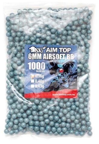 AIM TOP 0,36 (1000 шт)