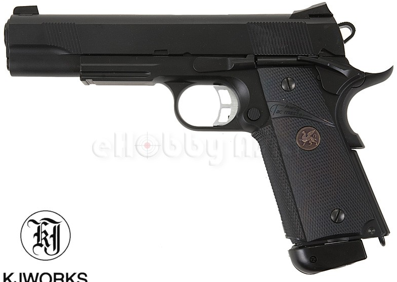 KJW M1911 MEU (KP-07), CO2