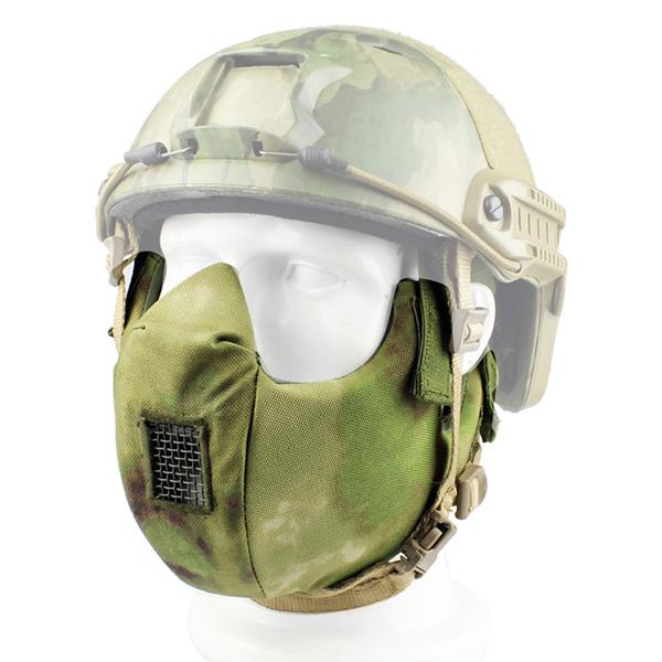 МАСКА на нижнюю часть лица Tactical V5 AS-MS0004AF