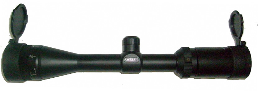Прицел  оптический Smersh 4-16х40 АО Mil-dot
