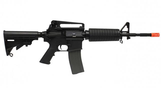 Автомат CM16 Carbine EGC-16P-CAR-BNB-NCM (100-110 m/s) (G&G)