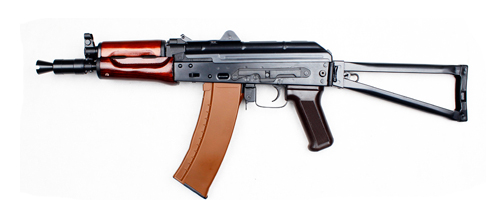 АВТОМАТ ПНЕВМ. E&L RKS-74UN AEG Steel and real wood- Platinum EL-A104 (Gen2)