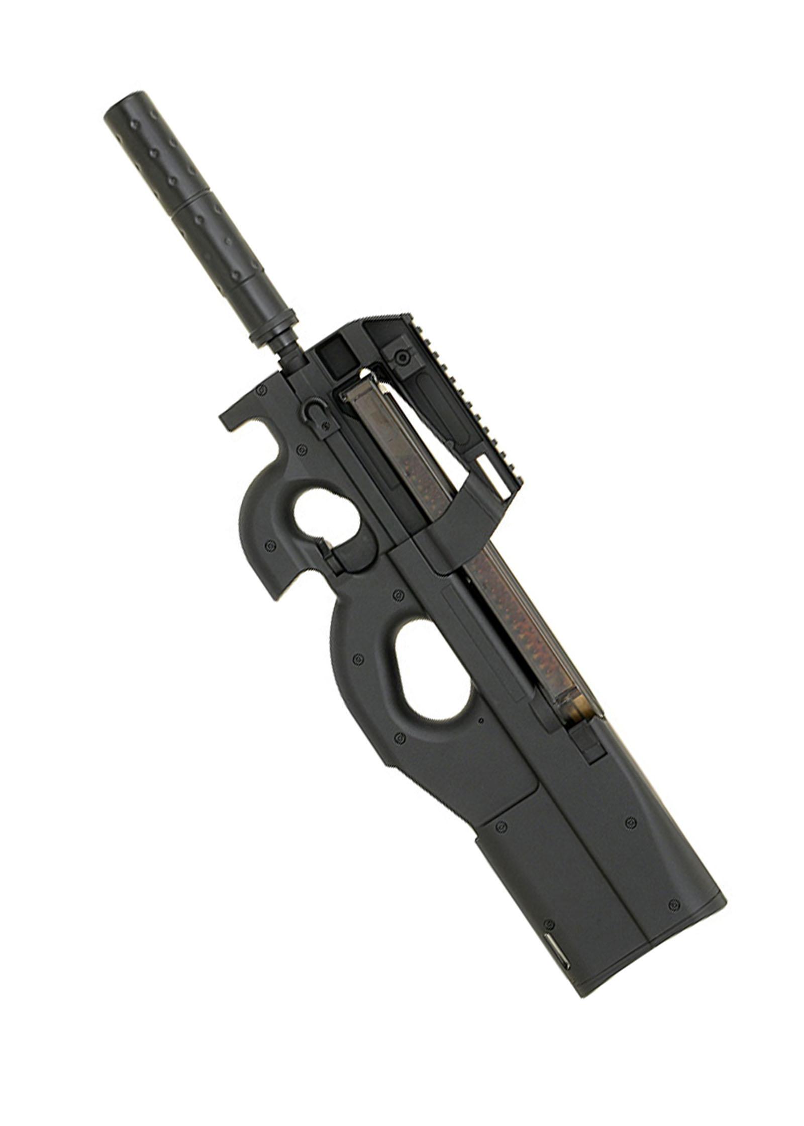 АВТОМАТ ПНЕВМ. CYMA FN P90, AEG, металл, пластик CM060B