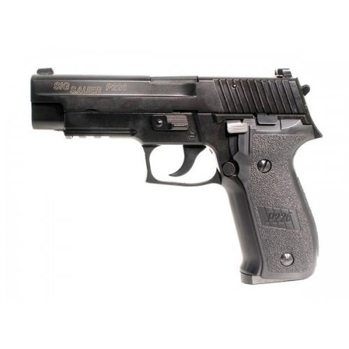 ПИСТОЛЕТ ПНЕВМ. KJW P226 E2 GBB, GAS, черный, металл, KP-01-E2.GAS