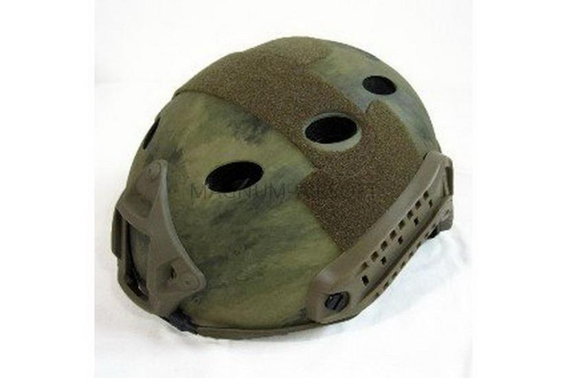 ШЛЕМ ПЛАСТИКОВЫЙ EMERSON FAST Helmet PJ TYPE Light version c рельсами FMA