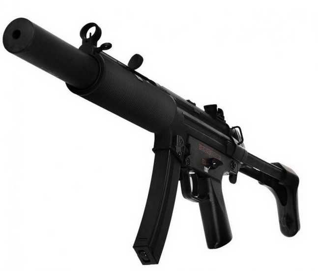 Cyma MP5 SD6 BlowBack CM049SD6