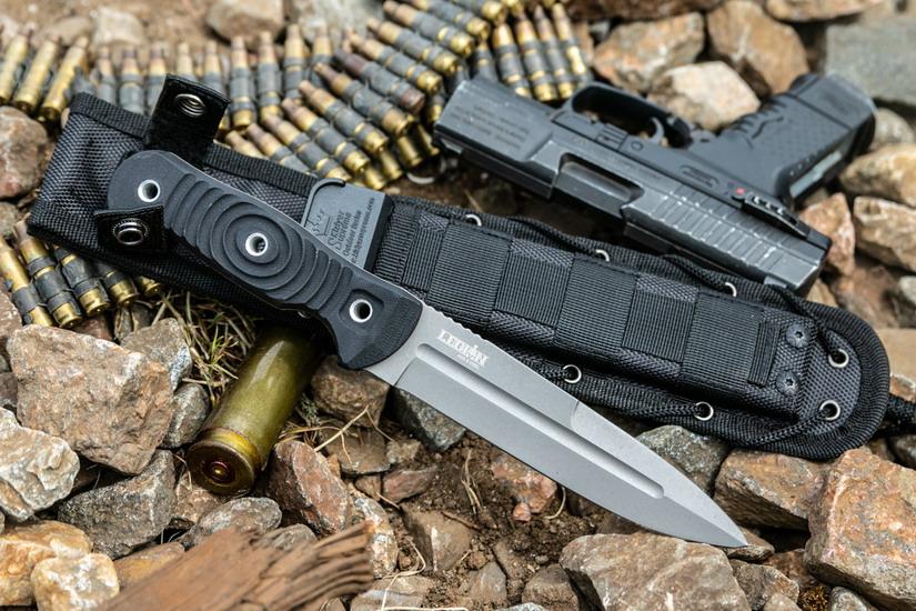 Нож Kizlyar Supreme Legion AUS-8 SW