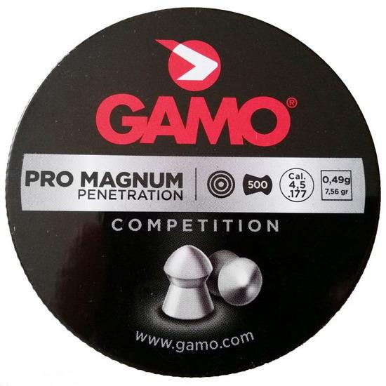 Gamo Pro Magnum 500 шт. (0.49г)