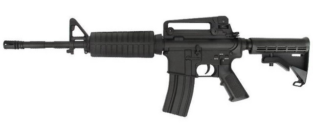 D-Boys/Kalash M4A1 Carbine (3681)