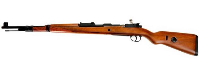D-Boys Mauser Kar 98 K Spring Wood