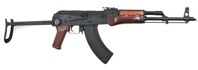 D-Boys/Kalash AKМС, (RK10 дерево-сталь)