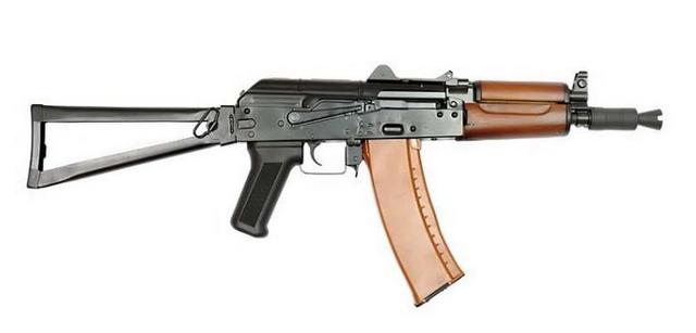 D-Boys/Kalash AKС-74U (RK01A дерево-сталь)